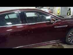 Passenger Right Front Door Fits 17-18 Lincoln Continental 944672