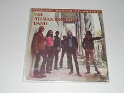 Allman Brothers Band S/t Mfsl 180g Audiophile Oop Master Recording Low 1144