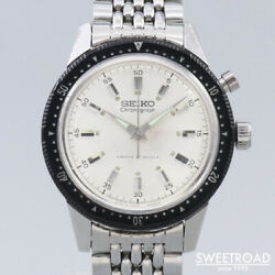 1964 Seiko One-push Chronograph Tokyo Olympic Limited Model Ref.45899 Manual