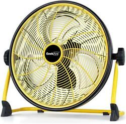 Geek Aire 16 Rechargeable Outdoor High Velocity Fan