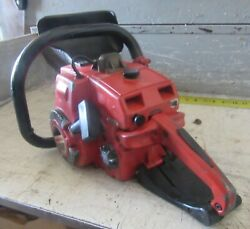 Vintage Jonsered 49sp Chainsaw With 20 Bar