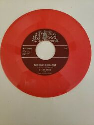 """L' Cap-tans - The Bells Ring Out - Hollywood 45rpm 7""""singlej630"""