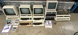 Commodore Collection-8296-superpet Sp9000-cbm 8096-dual Drive 8050-64/vic