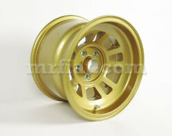 De Tomaso Mangusta Magnesium Gold Campagnolo Rear Forged Wheel 14x15 New