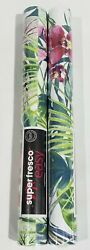 Graham And Brown Aloha Tropical Multi Paper Strippable Wallpaper Lot Of 2 104885