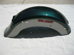 Harley Davidson Flstn Front And Rear Fender Will Sell Separately 450.ea