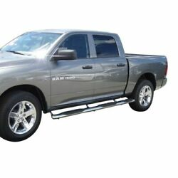 Trail Fx A7062s 5 Oval Wtw Side Bars Nerf Bar For Dodge Ram 1500 New
