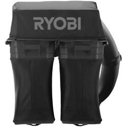 Ryobi 30 Inch Bagger For Riding Mower Tractor Attachment Bagging Blade 2 Bags