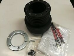 Fits Volvo S40 Up To 2007 W/ Airbag Steering Wheel Hub Adapter New