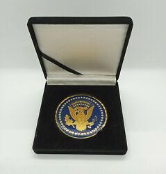 Usmc Marine Helicopter Squadron One Hmx-1 Presidential Challenge Coin Rare