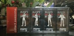 Figpin Collect Awesome-kiss Double Platinum Box Set Walmart Exclusive595-598