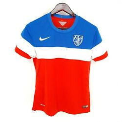 Usa Soccer Jersey Nike 2014 Small Us National Team Bomb Pop World Cup Usmnt