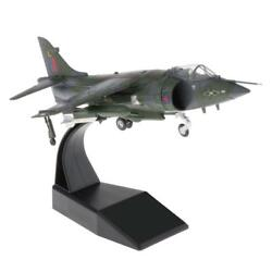 172 Scale British Aircraft Diecast Military Army Model Plane Room Ornaments