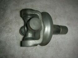 Corvair 61-64 Car And 61-65 Fcand039s Short Stub Axle Into Diff. Gm With U-join