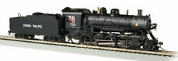 Bachmann-2-8-0 Consolidation - Sound And Dcc - Sound Value -- Union Pacific 730