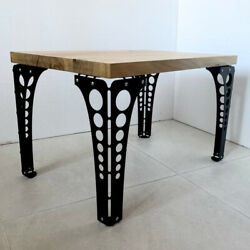 Coffee Table Legs Industrial Style Modern Table Base Furniture Legs Set Of 4