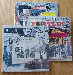 The Beatles Anthology Lp Sets 1, 2 And 3 9 Lp Vinyl's Total Sealed New 95,96