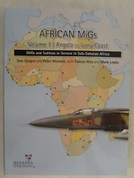 African Migs. Volume 1 - Color Profiles - By Harpia