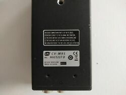 1pc For Used Jai Cv-m91 3ccd Color Industrial Camera