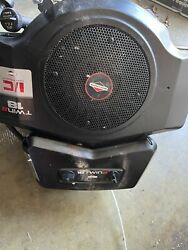 Briggs And Stratton Engine 18hp Twin Ii New Free Shipping