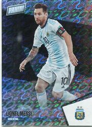 2021 Panini National Silver Pack Lionel Messi Argentina /25 Nscc Exclusive