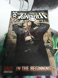 The Punisher In The Beginning Marvel Max 15 Graphic Novel Tpb Comic Book