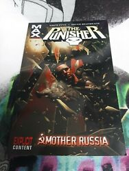 Marvel Punisher Max Vol 3 Mother Russia Graphic Novel Tpb