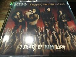Kiss Smashes Thrashes And Hits Very Rare Picture Disc With Gatefold Cover