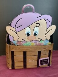 Loungefly Disney Exclusive Dopey Mini Backpack