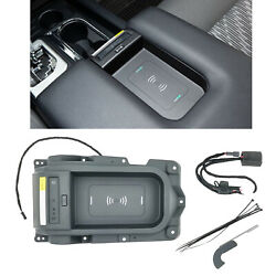 Custom Wireless Charging Tray Liner Accessories For Toyota
