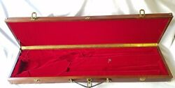 Rare Vintage Browning Superposed Centennial Continental Set Wood Display Case