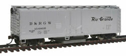 Walthers - Track Cleaning Boxcar -- Denver And Rio Grande Western™ - Ho