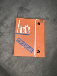Orange Artic Emergencies For The Air Force And Wwii Pilots