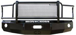 Iron Cross Automotive 24-415-15-mb Grille Guard Front Bumper Fits 15-17 F-150