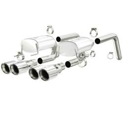 Magnaflow 15886 Street Series Stainless Axle-back System