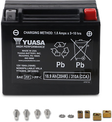 H-p Factory Activated Agm Maintenance Free Battery Ytx20hl Sea-doo Gti 170 2020