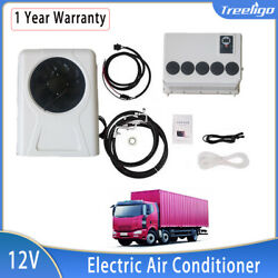 Universal Electric Air Conditioner For Mini Bus Truck Pickup 12v Air Conditioner