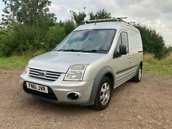 Ford Transit Connect Lwb Limited 110 T230 Cat C Fully Repaired No Vat
