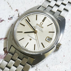 1968 Antique Omega Constellation Early Model Gerald Genta Automatic Ref.168.017