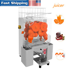 Stainless Steel Faucet Commercial Juicers Machines Extractor Juicer Heavy New