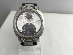 Anonimo Firenze Dual Time Zulu Automatic 43mm In Fantastic Condition
