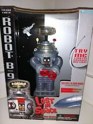 Trendmasters Lost In Space Classic Tv Show 7 Inch B-9 Robot Nrfb Mint In Box