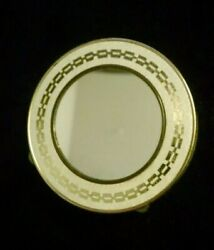 Vintage Collectible Very Rare W/2 Burgess Battery Operated Purse Mirror Usa