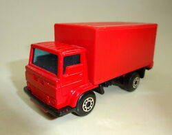 Matchbox Superfast No. 72d Dodge Delivery Truck Pre-production In Red