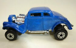 Matchbox Superfast No. 69d '33 Willys Hot Rod Pre-production In Blue