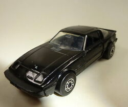 Matchbox Superfast No. 77 Mazda Rx-7 Pre-production In Black With Black Interior