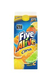 6 X Five Alive Citrus Juice Drink 1.75 Litre Each From Canada