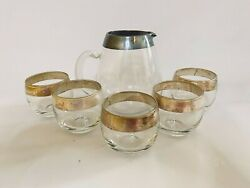 Barware Dorothy Thorpe Pitcher Five Roly Polys