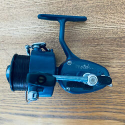 Vintage Mitchell 440a Match Fishing Reel [blue] In Excellent Condition
