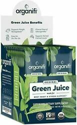 Organifi Green Juice Powder Go-pack 30ct Brand New In Box 30 To Go Packets